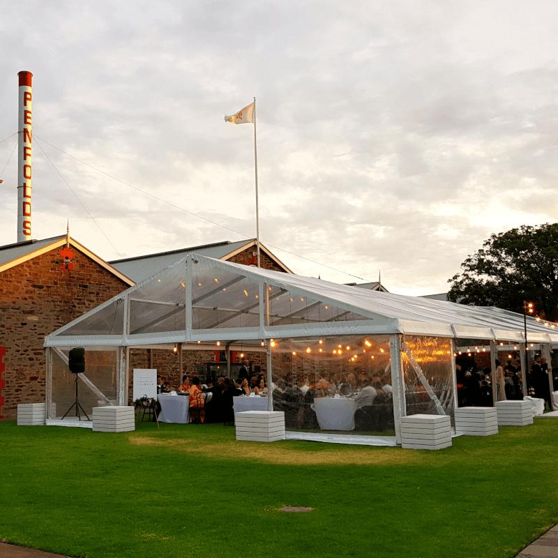 Magill estate wedding