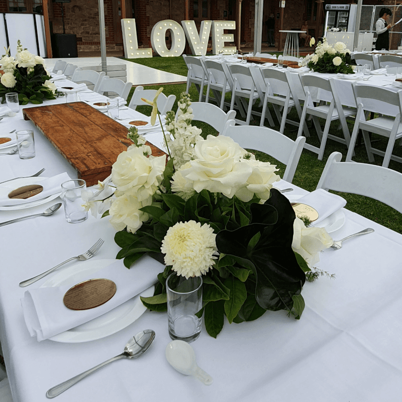 Mezz board wedding banquet tables mezz boards bespoke grazing boards