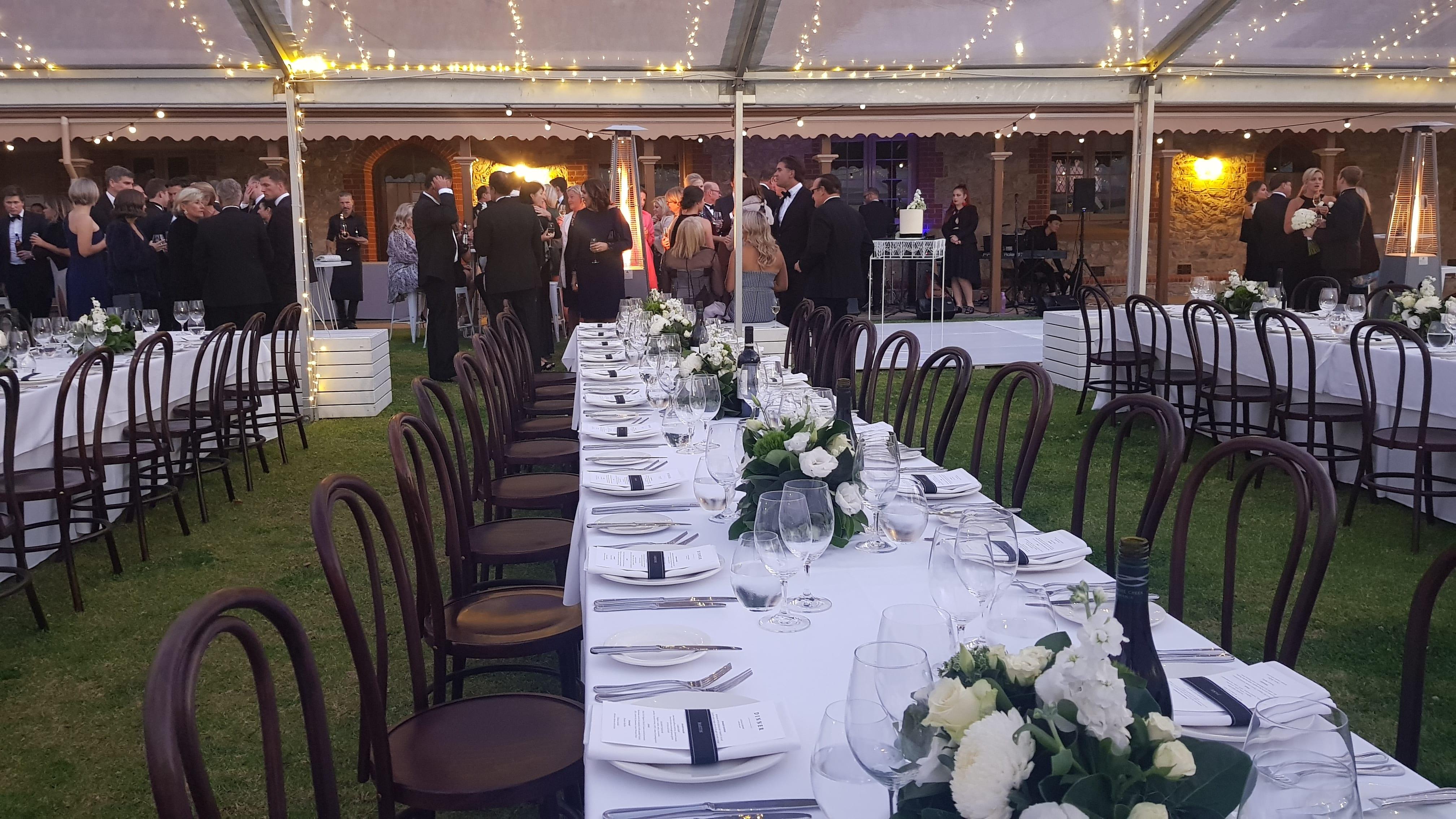 SA Museum Wedding