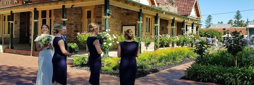 Partridge House Weddings