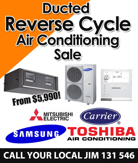 Ducted Reverse Cycle Air Conditioning Adelaide