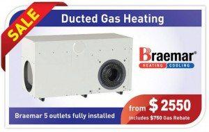 Best Ducted Gas Heating Brands - Braemar