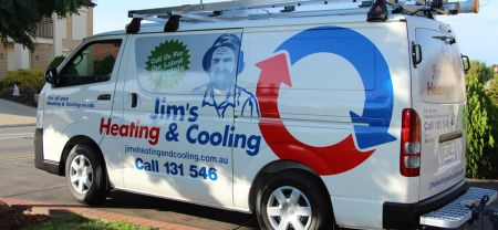 Jim's Air Conditioning in Adelaide