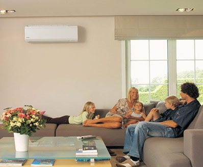 Split System Air Conditioning Systems