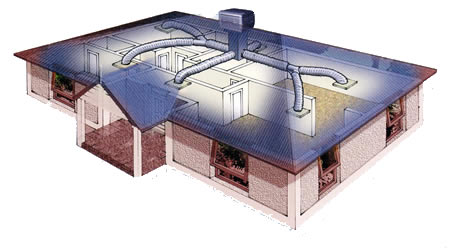 Ducted Air Conditioning - Zoning Your Home