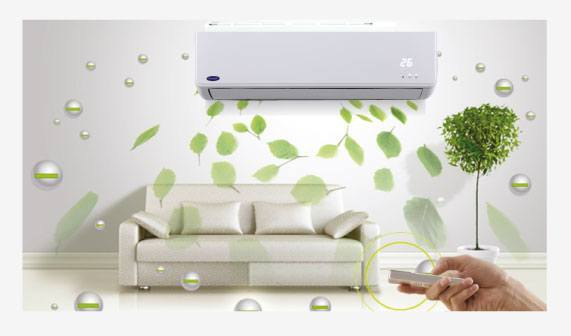 Carrier Air Conditioning - Ducted Reverse Cycle & Wall Split System By Carrier