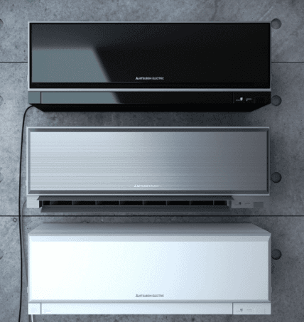 Mitsubishi Split System Air Conditioning