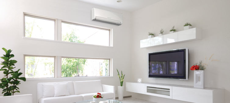 reverse cycle split system air conditioning