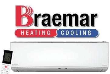 Braemar Split System Air Conditioning