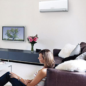wall split heating and air conditioning Adelaide