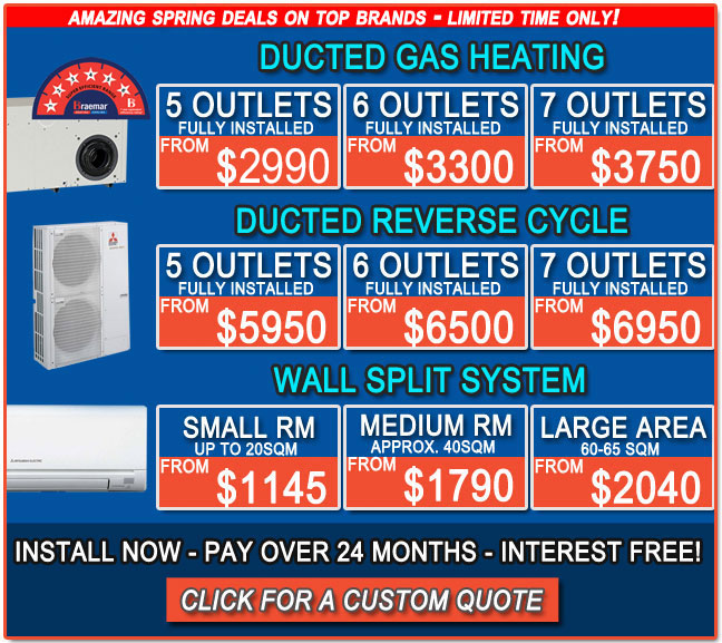 Jims heating Cooling Specials