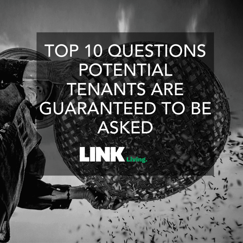 Top 10 Questions Potential Tenants Are Guaranteed To Be Asked