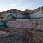 oakmont landscaping commercial retaining walls 4