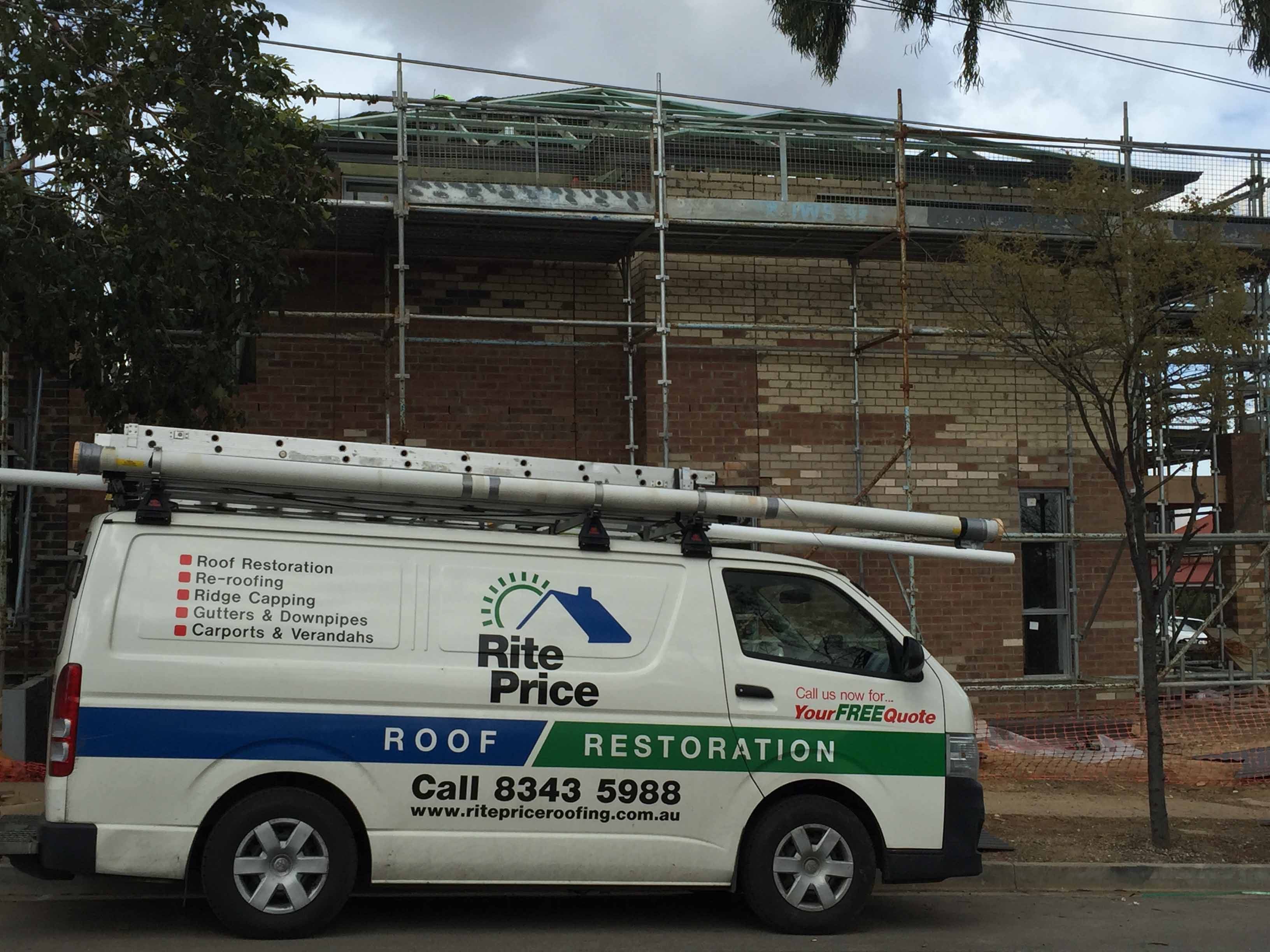 Roofing & Roof Restoration by Rite Price Roofing