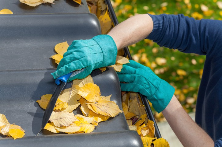 Get a Head Start on Home Fire Safety This Summer by Making Sure You Have Clean Gutters