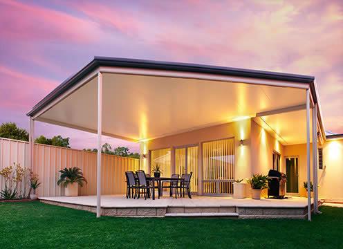 building your verandah