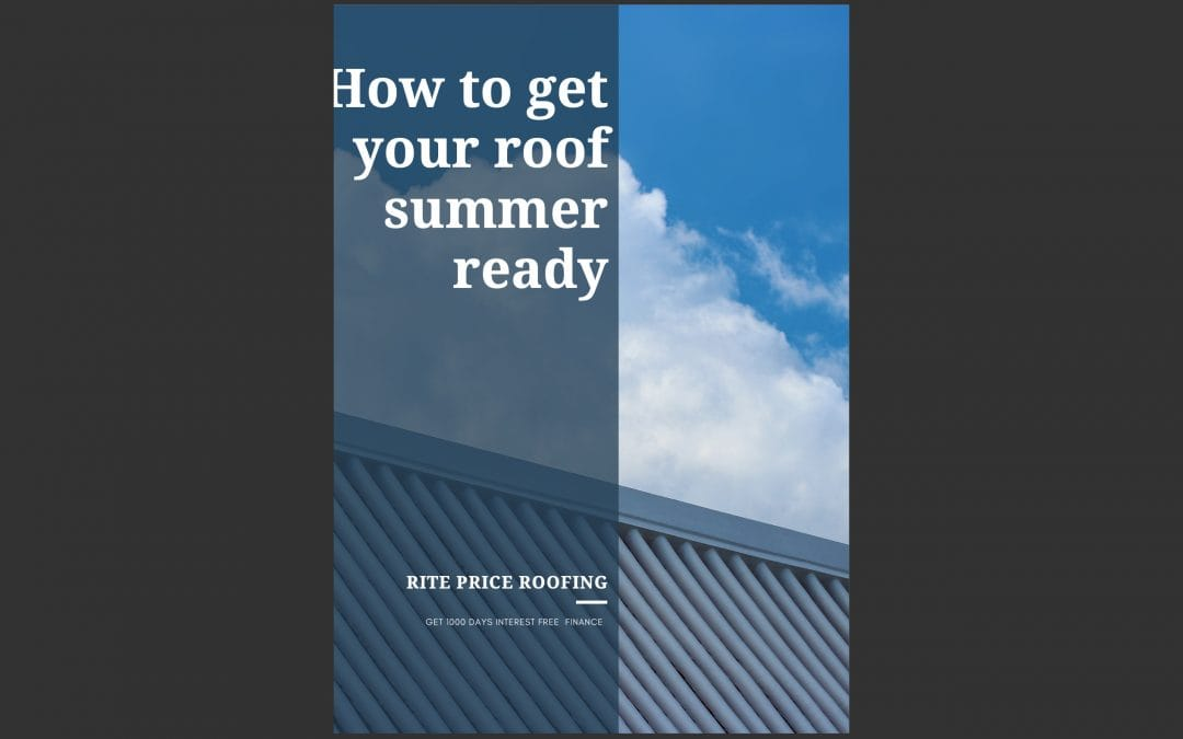 Roofing: How to get your roof summer ready