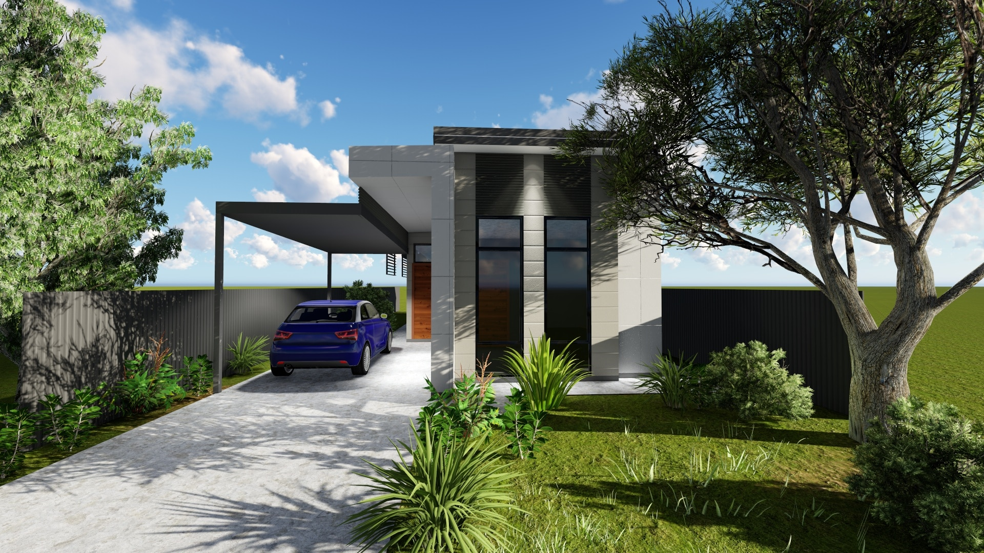 Front of House_01