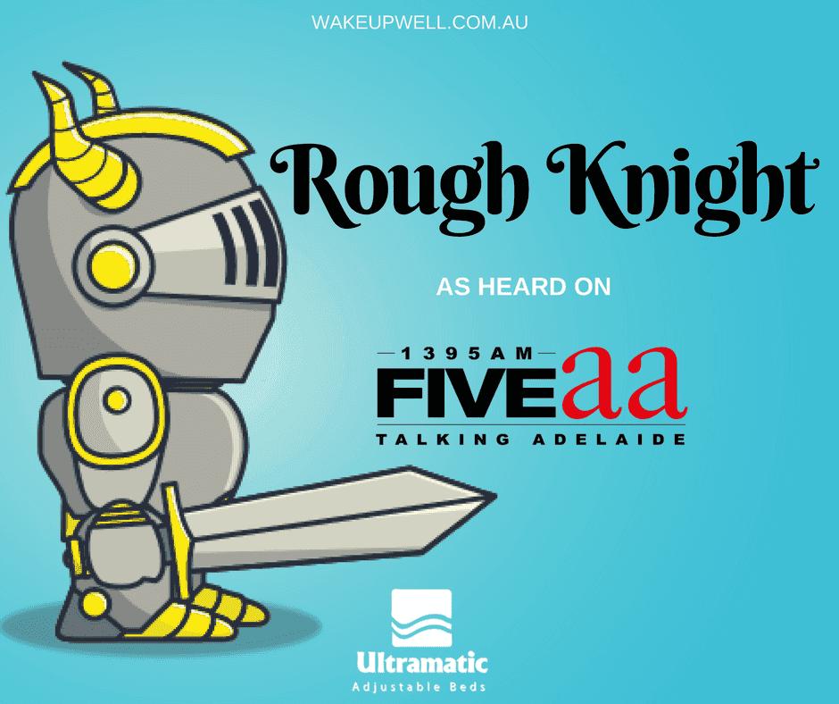 rough knight radio ad