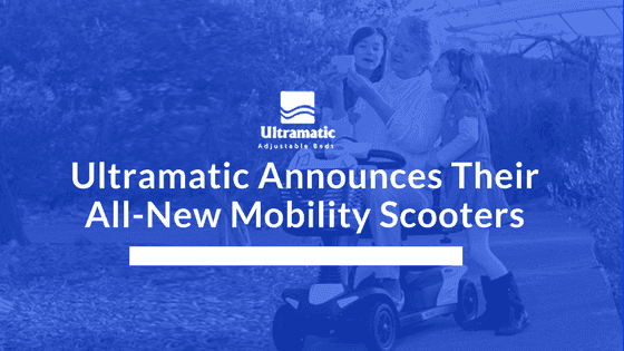 ultramatic offering mobility scooters