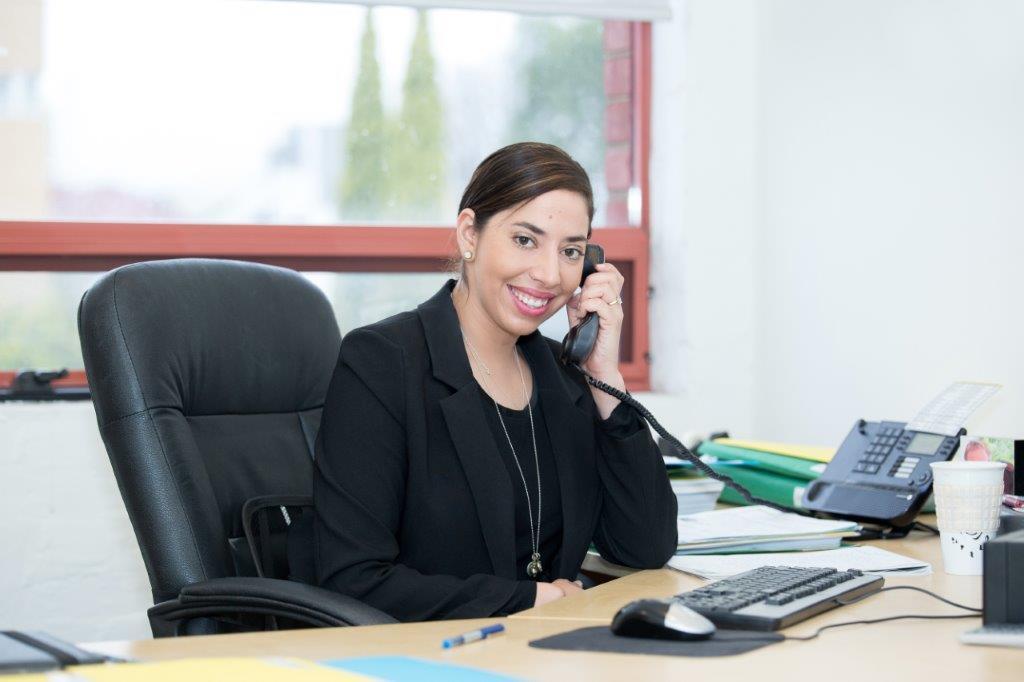 Lawyer Karin Daen-Alabi