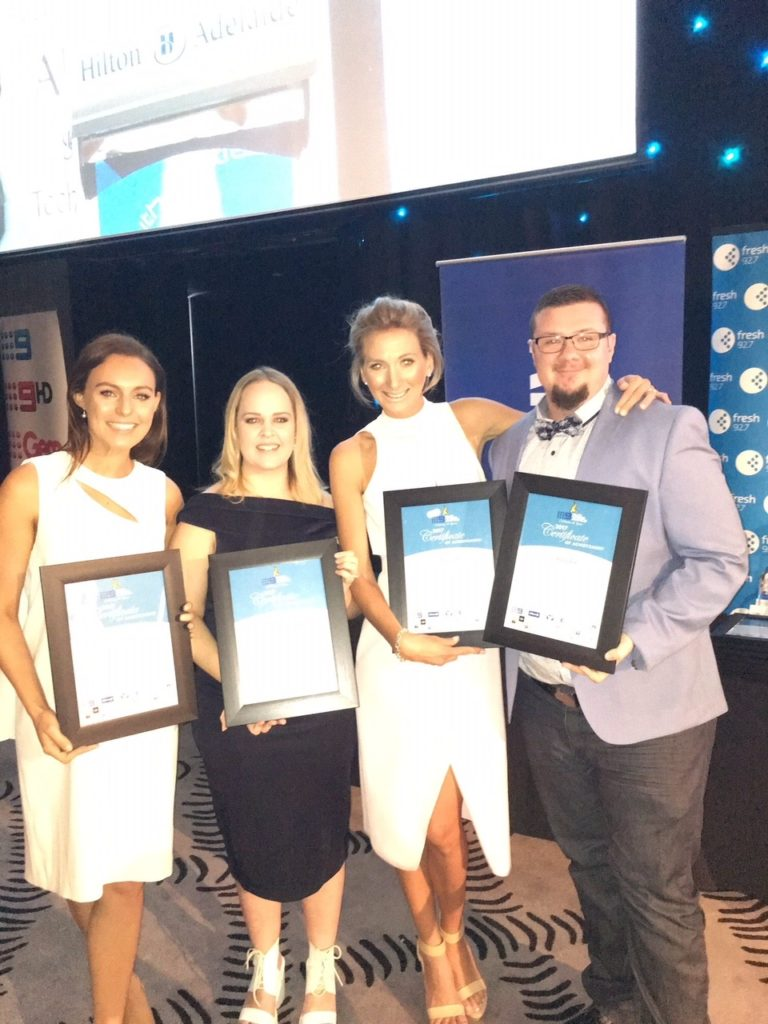 young achiever award finalists