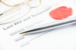 Executing a Will: The Requirements