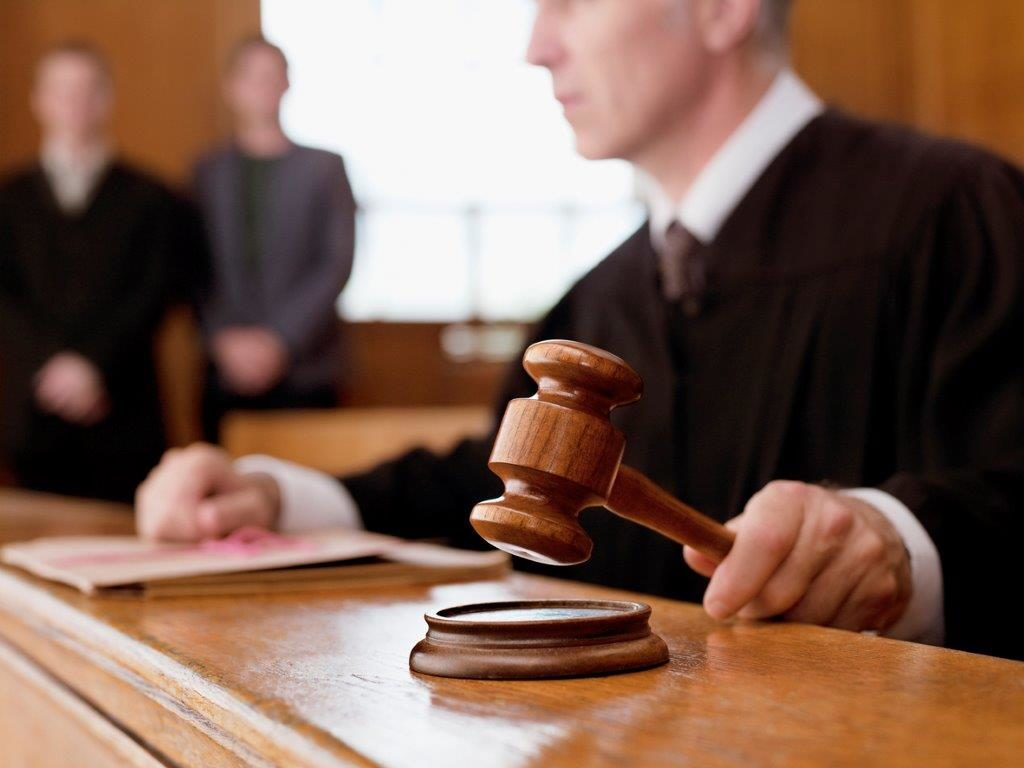 the process of a criminal conviction