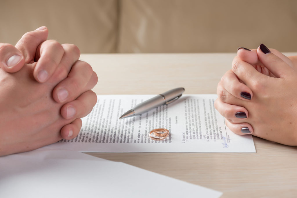 divorce law in South Australia