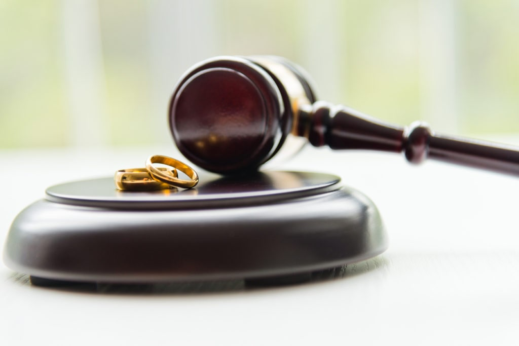 financial agreements in a divorce