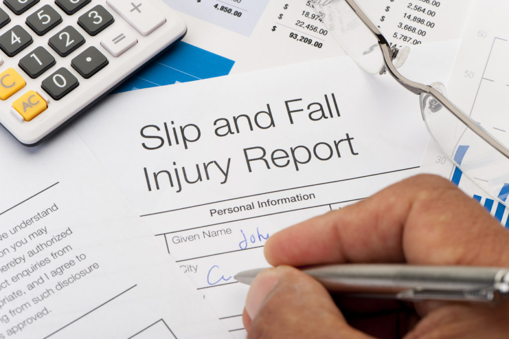 public liability claims and future earnings