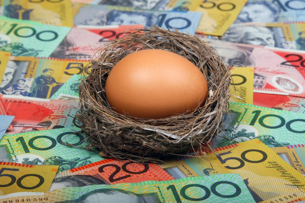 how does superannuation law work with an inheritance