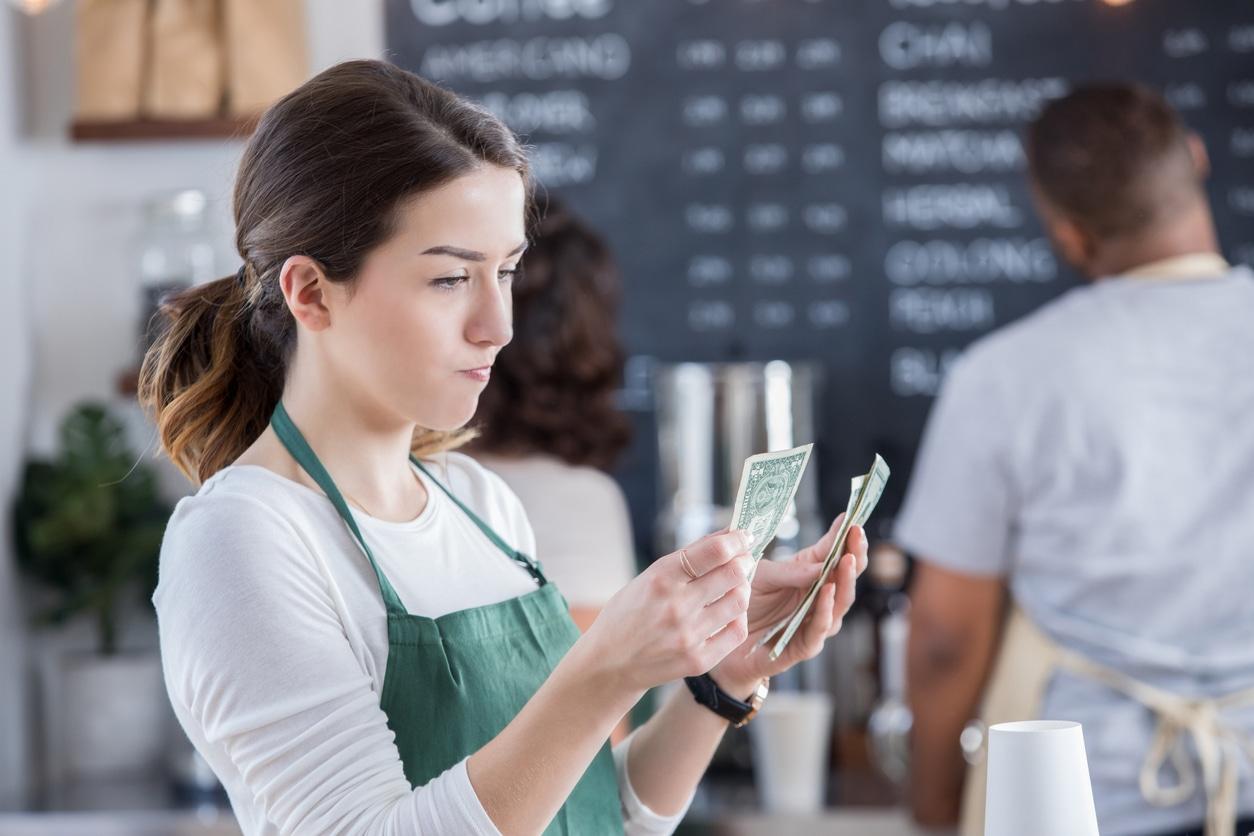 food industry workers unpaid