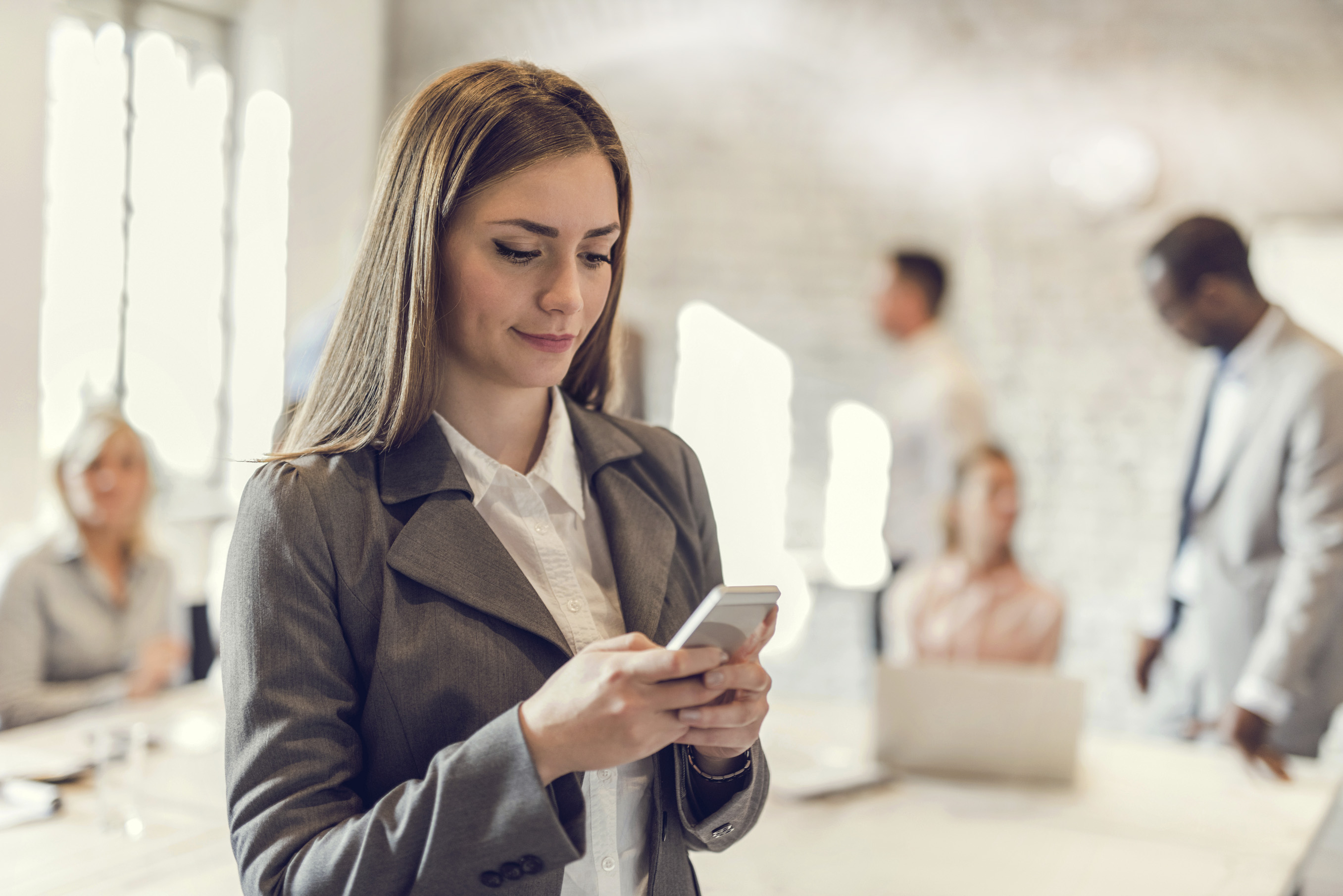 Photo of Text for Success with Agent SMS