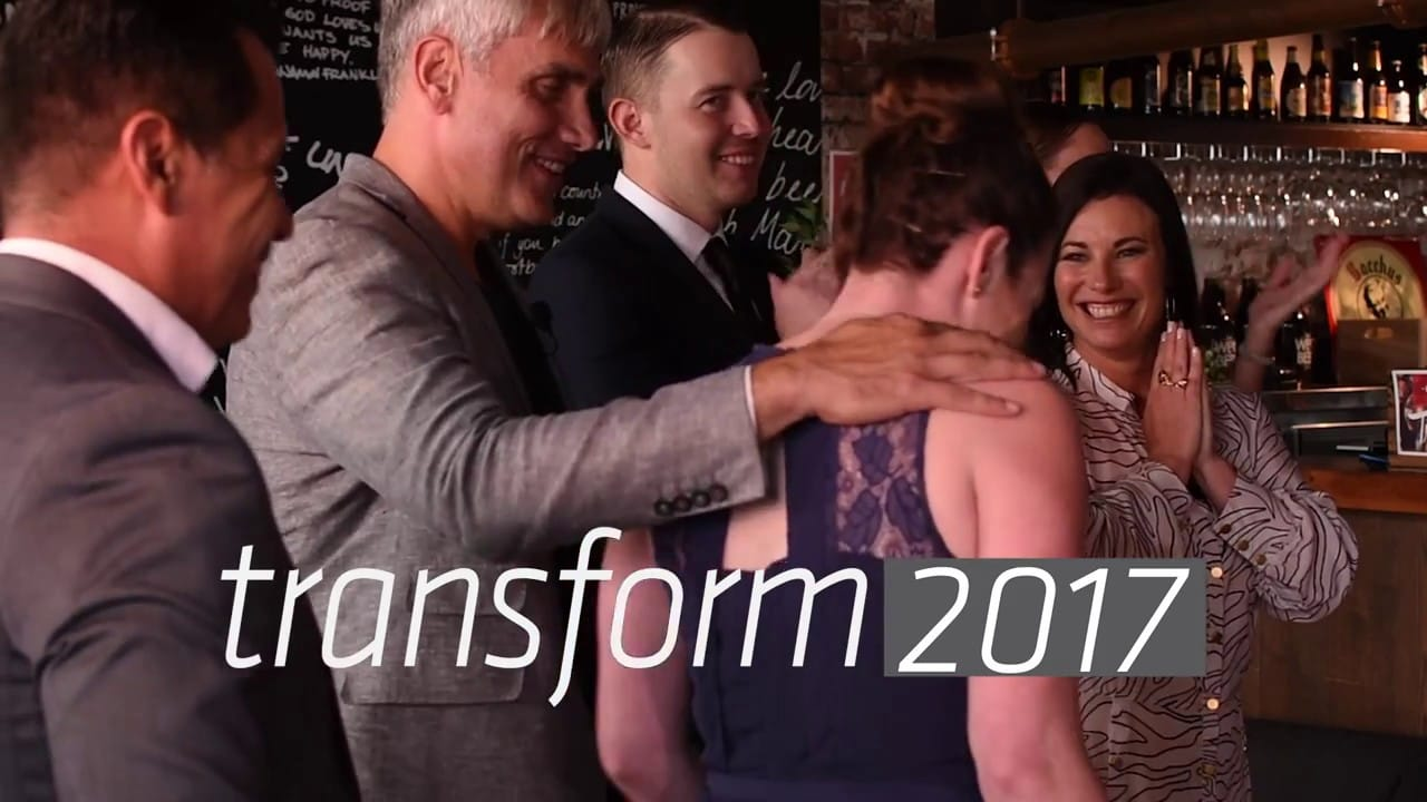 Photo of Transform 2017: Tom and Tanja join the head coaching team