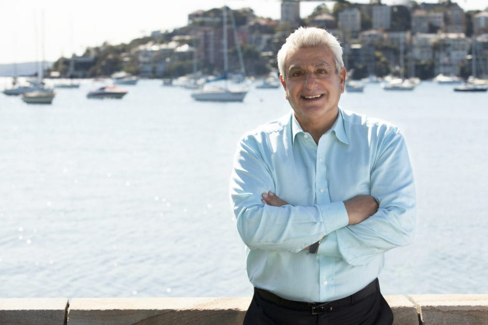 Photo of From Pubs to Penthouses: Bill Malouf