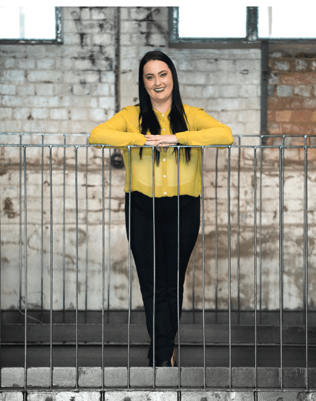 Photo of Property Manager 2.0: Rachael Byrne, Jean Brown Properties