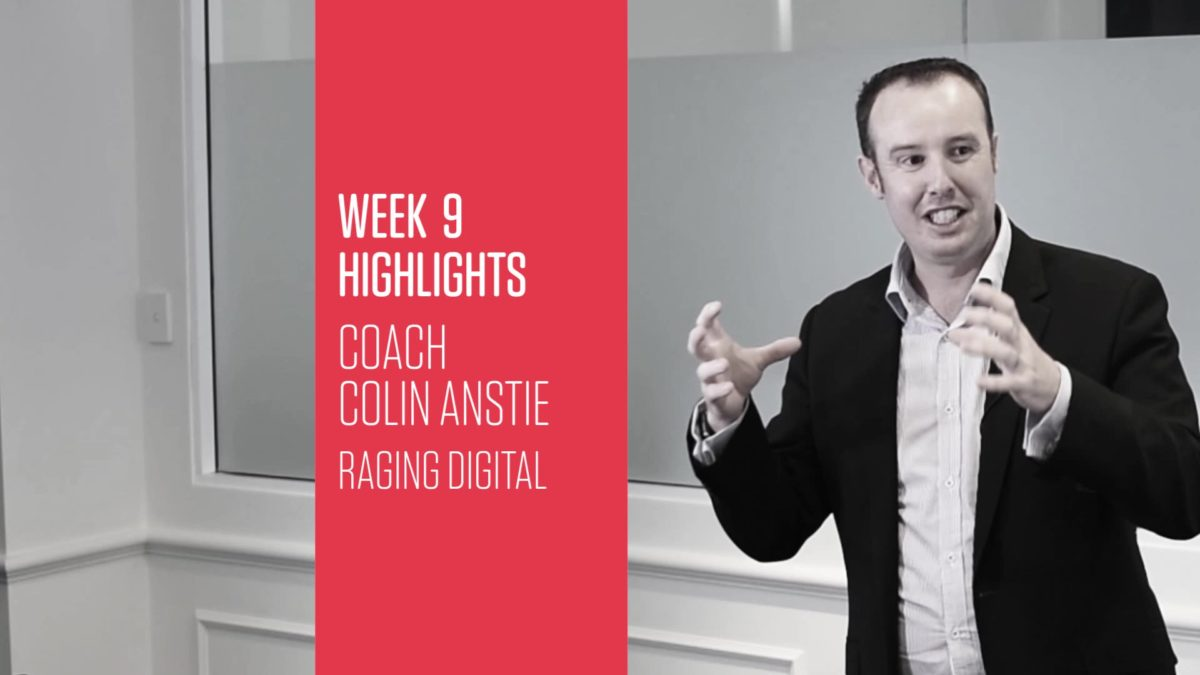 Photo of Transform 2017 Week 9A Colin Anstie: Grow Your Real Estate Business Using Social Media