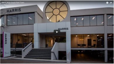 Photo of New Digs for Harris Real Estate