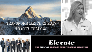 Photo of Episode 21: How to Lead With Authenticity: Tracey Fellows, REA Group