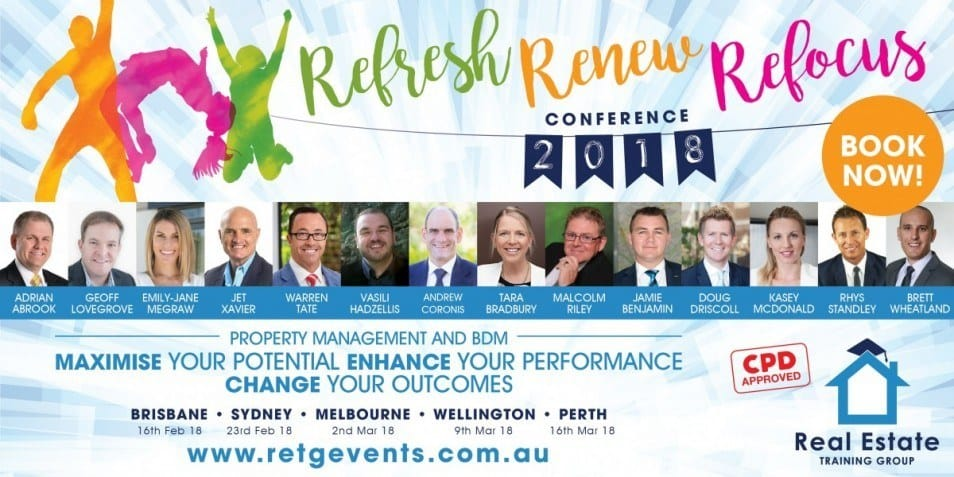 Refresh Renew Refocus tour