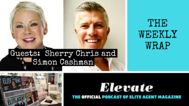 Photo of Episode 44: Better Homes and Gardens Real Estate's AU/NZ expansion and industry predictions for the next 5 years with Sherry Chris and Simon Cashman