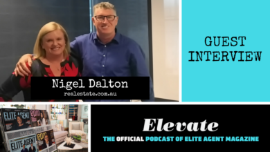 Photo of Episode 53: Nigel Dalton on 'the Black Mirror' in real estate, connected communities and the Internet of Things