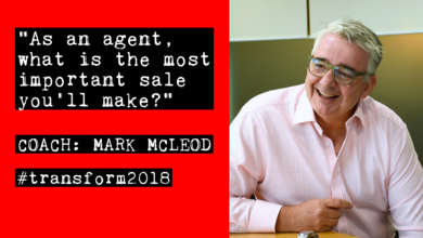 Photo of Mark McLeod: The most important sale you will make
