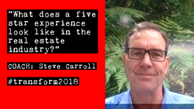 Photo of Steve Carroll: What does a 5-star experience in real estate look like?