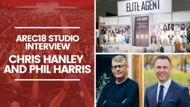 Photo of AREC 2018 Feature Interview: Chris Hanley and Phil Harris with Samantha McLean
