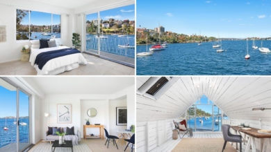 Photo of Video of the Week – Hooking a buyer for Sydney's cheapest harbour apartment