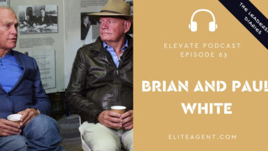 Photo of Episode 63: Brian and Paul White on the evolution of Ray White from 'The Shed' to global real estate powerhouse
