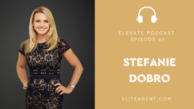 Photo of Episode 67: Stefanie Dobro's tips on building trust and closing more deals