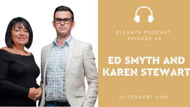 Photo of Episode 68: Edward Smyth and Karen Stewart on building a team and playing to your strengths